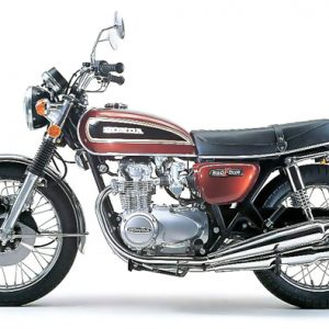 1973 Honda Cb550k Donor bike
