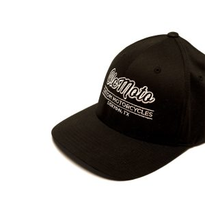 OLCMOTO Flexfit black hat